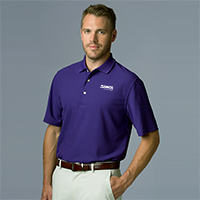 Greg Norman Men's Performance Mesh Polo