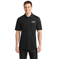 Port Authority Men's Stretch Pique Polo