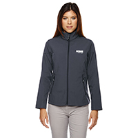 Ladies Core 365 Two Layer Soft Shell Jacket