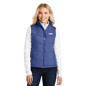 Port Authority®Ladies Puffy Vest