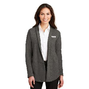 Port Authority Ladies Interlock Cardigan