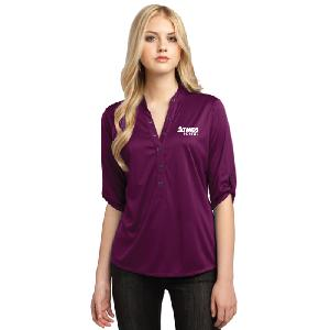 Ladies OGIO Crush Henley