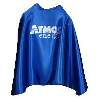 Youth Satin Cape w/ Velcro Closure